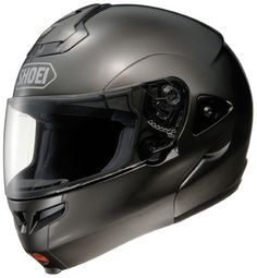 The recent popularity of flip up helmets is a clear indication of the market's demand to combine the convenience of an open face helmet with the comfortable secure feeling of a full face helmet. When Shoei set out to design the new Multitec we didn't only want to meet our customers' expectations; we wanted to blow them away!. DOT Approved