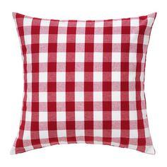 СМОНАТЕ Чехол на подушку IKEA Благодаря молнии чехол легко снять.