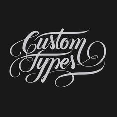 Workshop about how to create custom letterings.