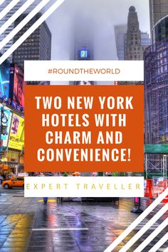 Two New York Hotels With Charm and Convenience! New York Hotels, Are You The One, Manhattan, New York City, Range, Nyc, Travel, New York, Viajes