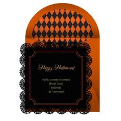 Free Halloween party invitations by Punchbowl