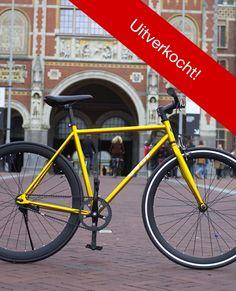 Limited edition - Vydz 'Jetset' single speed bike - Vydz