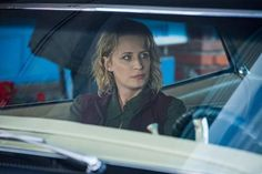 """Promotional Photo for Supernatural episode """"The Foundry"""". Original airdate Pictured: Samantha Smith as Mary Winchester. Photo: Dean Buscher/The CW. Supernatural Season 12, Supernatural Episodes, Supernatural Fandom, Mark Sheppard, Jared Padalecki, Sam Winchester, Misha Collins, Jensen Ackles, Castiel"""