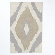Safi Wool Rug #westelm  8x10 for living room area