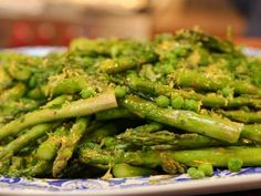 Roasted Asparagus and Peas Recipe : Ree Drummond : Food Network