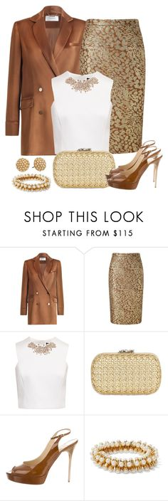 """Untitled #1281"" by gallant81 ❤ liked on Polyvore featuring Zimmermann, Pure Collection, Ted Baker, Corto Moltedo, Jimmy Choo, Kenneth Jay Lane and Lonna & Lilly"