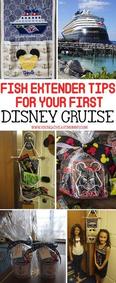 The ultimate guide to the Fish Extender gift exchange on board a Disney cruise. Here's