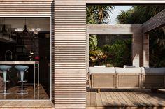 West Tamaki by Furze Architecture & Design Architecture Design, Building, Places, Outdoor Decor, Projects, Inspiration, Stone, Home Decor, Ideas
