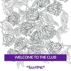Why you should join The Coloring Hobby Club? Quality and variety delivered each and every week! We send you new coloring pages each and every week.  With pages from floral to animal, patterns doodles, each week has something for everyone.  You can download and print the coloring pages as often as you like which opens the door to fear free coloring!    Signing up will get you 4 FREE Coloring Pages every single week. Try it out and tag a friend to join you.