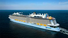 With 2019 right around the corner, a new year of Royal Caribbean cruising is nearly upon us. With the new year comes new changes to Royal Caribbean. Royal Caribbean International, Royal Caribbean Ships, Royal Caribbean Cruise, Cruise Travel, Cruise Vacation, Cruise Tips, Vacations, Vacation Destinations, Patagonia