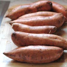Verrassende stamppot met zoete aardappel - Healthy Vega