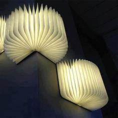Lamp design.