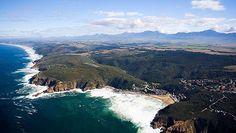Exquisite Herolds Bay on the South African coast