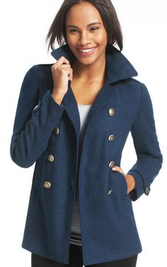 Prep School Coat - Jackets - CAbi Fall 2013 Collection $158 http://jamiefox.cabionline.com