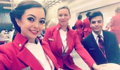 【イギリス】ヴァージン・アトランティック航空 客室乗務員 / Virgin Atlantic Airways cabin crew【UK】 Grace Perry, Virgin Atlantic, Photo And Video, Instagram