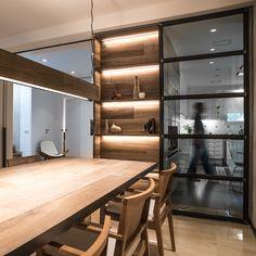 Interiorismo con puertas correderas: ventajas y desventajas - Coblonal