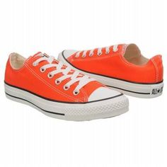 Converse All Star Ox Shoes (Cherry Tomato) - Men's Shoes - 12.0 M