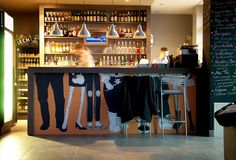klubokawiarnia piasta białystok - more grat works on www. Poland, Liquor Cabinet, Spaces, Storage, Interior, Furniture, Home Decor, Purse Storage, Decoration Home