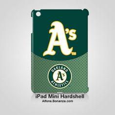 Oakland Athletic iPad MINI Case Cover Hardshell