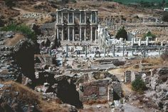 The ancient city of Ephesus in western Turkey is expected to enter the UNESCO World Heritage List this year, after 22 years of efforts.
