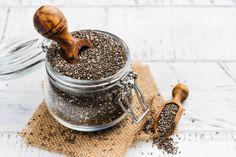 Quels sont les bienfaits des graines de chia? Salvia Hispanica, Chia Benefits, Health Benefits, Psyllium, Fast Good, Fiber Rich Foods, Nutritional Value, Anti Inflammatory Recipes, Gastronomia