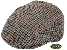 aa15a293f06 Failsworth Red Norwich Flat Cap Failsworth Hats Ltd has been manufacturing  ladies hats and men s hats since 1903 and has two design and manufacturing