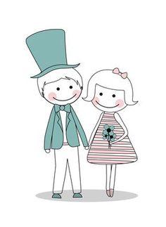 Vous cherchez comment occuper les enfants lors de votre mariage ! Nous vous proposons un cahier de coloriage à télécharger et imprimer gratuitement !