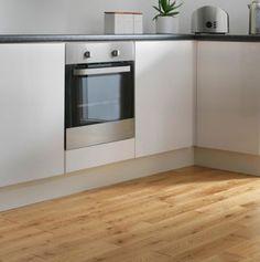 Westco Flooring Glueless oak real wood click flooring- at Debenhams.com