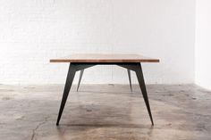 industrial dining table Melbourne