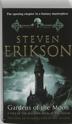 """Read """"Gardens Of The Moon (Malazan Book Of The Fallen by Steven Erikson available from Rakuten Kobo. Bled dry by interminable warfare, infighting and bloody confrontations with Lord Anomander Rake and his Tiste Andii, the. Fantasy Fiction, Fantasy Series, Sci Fi Fantasy, Fantasy Books, Dark Fantasy, David Drake, Tolkien, Steven Erikson, Imperial Legion"""