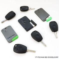 Komplt. Renault Funkschlüssel! Bei uns im Shop.