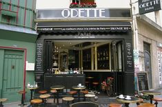 Can we tempt you with the best cream puffs in Paris at Odette in Notre Dame? Paris Eats, Pastry Shop, Molecular Gastronomy, Food Presentation, Food Plating, Places To Eat, Fine Dining, Great Recipes, Coffee Shop