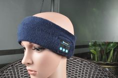 Winter Bluetooth Headband