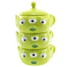 Toy Story Stacking Mug Set