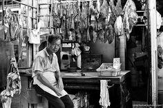 Sham Shui Po Food Market, Hong Kong by Sam Chadwick