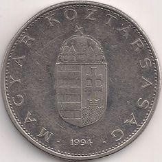 Motivseite: Münze-Europa-Mitteleuropa-Ungarn-Forint-10.00-1992-2011