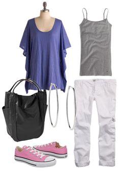 Outfit #1 (How to Dress Like Emily Fields) #PrettyLittleLiars