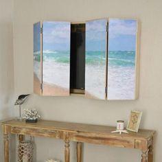 DIY Wall Mounted TV Cabinet