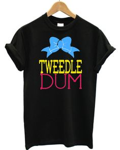 Tweedle Dum Tweedle Dee Best Friend All Time Shirts Once Upon A Time