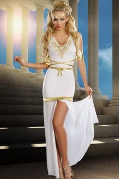Women's Egyptian Costumes, Sexy Goddess Costumes, Women's Sexy Greek Costumes