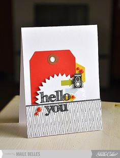 Simply Stamped: Studio Calico - Central High Card Kit Revealed!