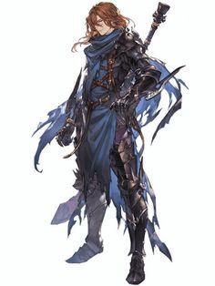 Game Character Design, Fantasy Character Design, Character Concept, Character Inspiration, Character Art, Concept Art, Fantasy Male, Fantasy Warrior, Fantasy Rpg