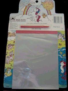 Magic Slate - the iPad of the 80s.