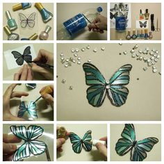 Butterfly-Made-with-Plastic-Bottles