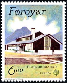 Faroe Islands - Europa / CEPT 1990