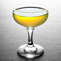 Death In The Afternoon: Champion drinker (and author) Ernest Hemingway claimed to have invented this combo of absinthe and Champagne himself.