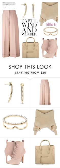 """""""Wondering!"""" by littlehjewelry ❤ liked on Polyvore featuring Valentino, WithChic and BCBGeneration"""