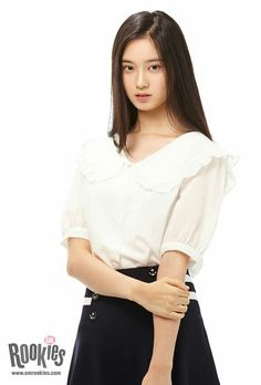 SM reveals two new female members of SM Rookies Smrookies Girl, Nct Dream We Young, Wendy Red Velvet, Sm Rookies, Wattpad, Model Face, Famous Girls, Woman Crush, Snsd