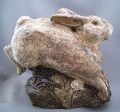 Rabbit by Morris Pottery