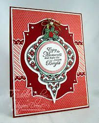 cards made with Spellbinders 2011 Heirloom Ornaments - Google Search